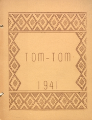 Page 1, 1941 Edition, Honey Grove High School - Tom Tom Yearbook (Honey Grove, TX) online yearbook collection