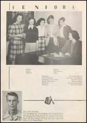 Page 16, 1947 Edition, Honey Grove High School - Tom Tom Yearbook (Honey Grove, TX) online yearbook collection