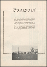 Page 8, 1947 Edition, Honey Grove High School - Tom Tom Yearbook (Honey Grove, TX) online yearbook collection