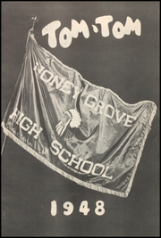 Page 7, 1948 Edition, Honey Grove High School - Tom Tom Yearbook (Honey Grove, TX) online yearbook collection