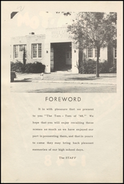 Page 8, 1948 Edition, Honey Grove High School - Tom Tom Yearbook (Honey Grove, TX) online yearbook collection