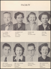 Page 13, 1952 Edition, Honey Grove High School - Tom Tom Yearbook (Honey Grove, TX) online yearbook collection