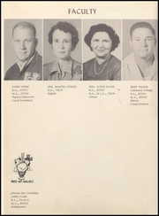 Page 14, 1952 Edition, Honey Grove High School - Tom Tom Yearbook (Honey Grove, TX) online yearbook collection