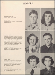 Page 17, 1952 Edition, Honey Grove High School - Tom Tom Yearbook (Honey Grove, TX) online yearbook collection