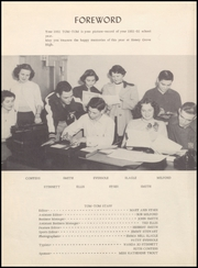 Page 8, 1952 Edition, Honey Grove High School - Tom Tom Yearbook (Honey Grove, TX) online yearbook collection