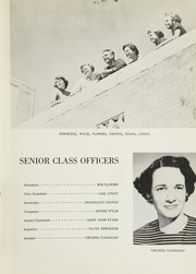 Page 17, 1956 Edition, Honey Grove High School - Tom Tom Yearbook (Honey Grove, TX) online yearbook collection
