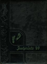 1949 Edition, Palmer High School - Footprints Yearbook (Palmer, TX)