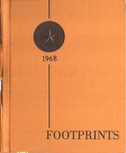 1968 Edition, Palmer High School - Footprints Yearbook (Palmer, TX)