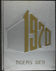 1970 Edition, Centerville High School - Tigers Den Yearbook (Centerville, TX)