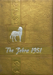 1951 Edition, Grandview High School - Zebra Yearbook (Grandview, TX)