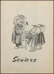 Page 11, 1947 Edition, Albany High School - Lion Yearbook (Albany, TX) online yearbook collection
