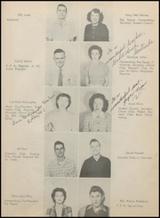 Page 13, 1947 Edition, Albany High School - Lion Yearbook (Albany, TX) online yearbook collection
