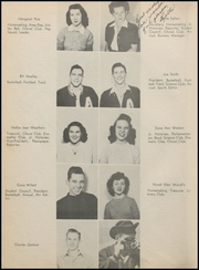 Page 14, 1947 Edition, Albany High School - Lion Yearbook (Albany, TX) online yearbook collection