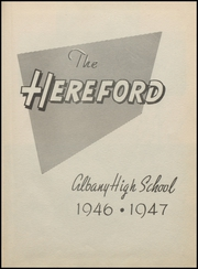 Page 7, 1947 Edition, Albany High School - Lion Yearbook (Albany, TX) online yearbook collection