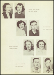 Page 19, 1951 Edition, Albany High School - Lion Yearbook (Albany, TX) online yearbook collection