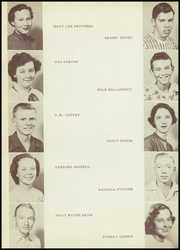 Page 26, 1951 Edition, Albany High School - Lion Yearbook (Albany, TX) online yearbook collection