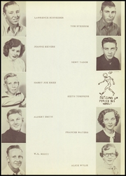 Page 29, 1951 Edition, Albany High School - Lion Yearbook (Albany, TX) online yearbook collection