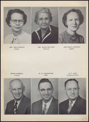 Page 10, 1953 Edition, Albany High School - Lion Yearbook (Albany, TX) online yearbook collection