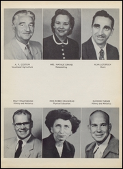 Page 11, 1953 Edition, Albany High School - Lion Yearbook (Albany, TX) online yearbook collection