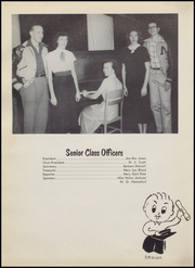 Page 14, 1953 Edition, Albany High School - Lion Yearbook (Albany, TX) online yearbook collection