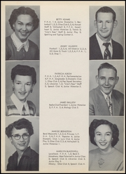Page 15, 1953 Edition, Albany High School - Lion Yearbook (Albany, TX) online yearbook collection