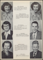 Page 16, 1953 Edition, Albany High School - Lion Yearbook (Albany, TX) online yearbook collection