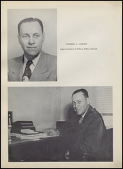 Page 8, 1953 Edition, Albany High School - Lion Yearbook (Albany, TX) online yearbook collection