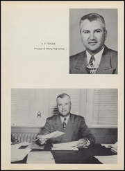 Page 9, 1953 Edition, Albany High School - Lion Yearbook (Albany, TX) online yearbook collection