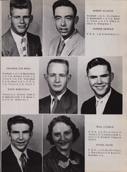 Page 17, 1956 Edition, Albany High School - Lion Yearbook (Albany, TX) online yearbook collection