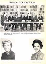 Page 11, 1961 Edition, Albany High School - Lion Yearbook (Albany, TX) online yearbook collection
