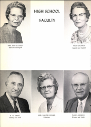 Page 12, 1961 Edition, Albany High School - Lion Yearbook (Albany, TX) online yearbook collection