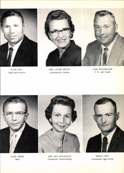 Page 13, 1961 Edition, Albany High School - Lion Yearbook (Albany, TX) online yearbook collection