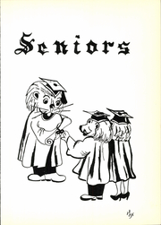 Page 15, 1961 Edition, Albany High School - Lion Yearbook (Albany, TX) online yearbook collection
