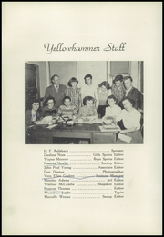 Page 10, 1949 Edition, Rotan High School - Yellowhammer Yearbook (Rotan, TX) online yearbook collection