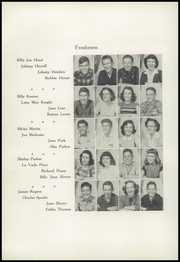 Page 54, 1949 Edition, Rotan High School - Yellowhammer Yearbook (Rotan, TX) online yearbook collection