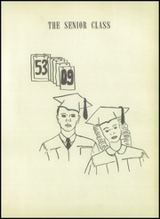 Page 13, 1953 Edition, Rotan High School - Yellowhammer Yearbook (Rotan, TX) online yearbook collection