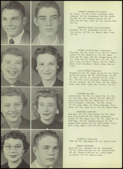 Page 14, 1953 Edition, Rotan High School - Yellowhammer Yearbook (Rotan, TX) online yearbook collection