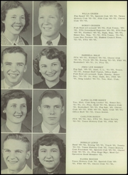 Page 16, 1953 Edition, Rotan High School - Yellowhammer Yearbook (Rotan, TX) online yearbook collection
