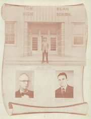 Page 9, 1953 Edition, Tom Bean High School - Tom Cat Yearbook (Tom Bean, TX) online yearbook collection
