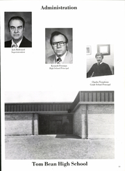 Page 15, 1980 Edition, Tom Bean High School - Tom Cat Yearbook (Tom Bean, TX) online yearbook collection