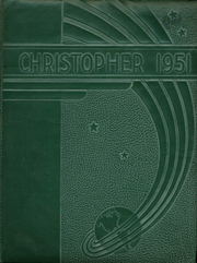 1951 Edition, Bishop Byrne High School - Christopher Yearbook (Port Arthur, TX)