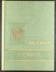 1968 Edition, Banquete High School - Kennel Yearbook (Banquete, TX)