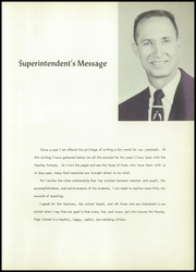 Page 11, 1956 Edition, Hawley High School - Bearcat Yearbook (Hawley, TX) online yearbook collection
