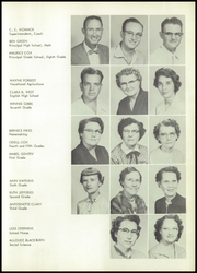Page 13, 1956 Edition, Hawley High School - Bearcat Yearbook (Hawley, TX) online yearbook collection