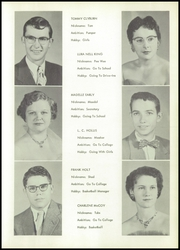 Page 17, 1956 Edition, Hawley High School - Bearcat Yearbook (Hawley, TX) online yearbook collection