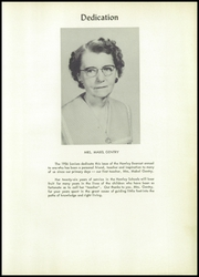 Page 9, 1956 Edition, Hawley High School - Bearcat Yearbook (Hawley, TX) online yearbook collection