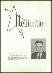 Page 9, 1957 Edition, Hawley High School - Bearcat Yearbook (Hawley, TX) online yearbook collection