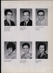 Page 11, 1968 Edition, Hawley High School - Bearcat Yearbook (Hawley, TX) online yearbook collection