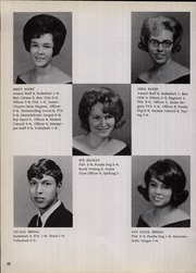 Page 14, 1968 Edition, Hawley High School - Bearcat Yearbook (Hawley, TX) online yearbook collection