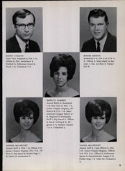 Page 15, 1968 Edition, Hawley High School - Bearcat Yearbook (Hawley, TX) online yearbook collection